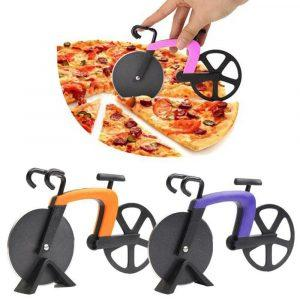 Fiets Pizzasnijder | Pizzasnijder | Pizza Snijder | Pizzaschaar | Pizza Cutter | Pizzames | Rocker Pizzasnijder | Pizza Mes