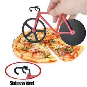 Pizzasnijder Fiets | Pizza Snijder | Pizzaschaar | Pizza Cutter