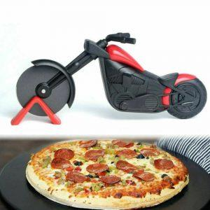 Motor Pizzasnijder | Pizzasnijder | Pizza Snijder | Pizzaschaar | Pizza Cutter | Pizzames | Rocker Pizzasnijder | Pizza Mes
