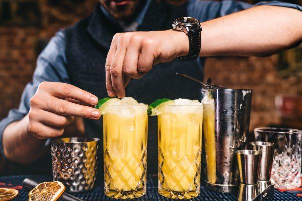 De 5 Beste Cocktails met Wodka