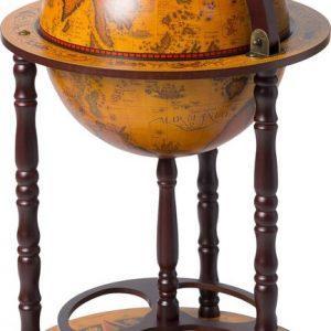 brulo-wereldbol-globebar-vespucci-wijnrek-36-cm-hout-bruin