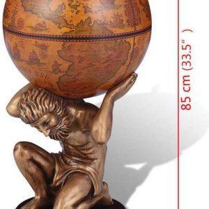 globebar-atlas-wijnrek-42-x-42-x-85-cm-hout-4-flessen