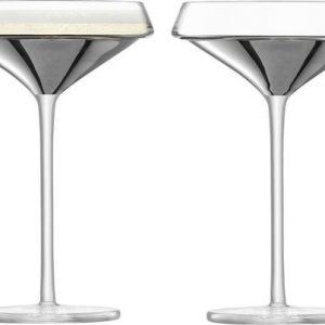lsa-space-cocktailglas-240-ml-set-van-2-stuks-platina