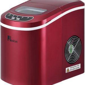 ijsblokjesmachine-icycube-rood-24l