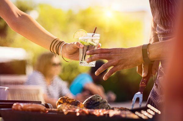 De 3 Beste Cocktails voor bij de BBQ
