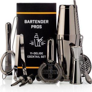 cocktail-set-bartender-pros-cocktail-shaker-11-delige-cocktailset-