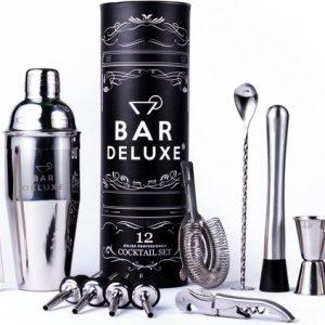 cocktail-set-van-bardeluxe-12-delig-cocktail-shaker-set-750ml-luxe