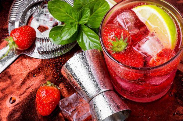 De Beste Cocktails met Aardbei