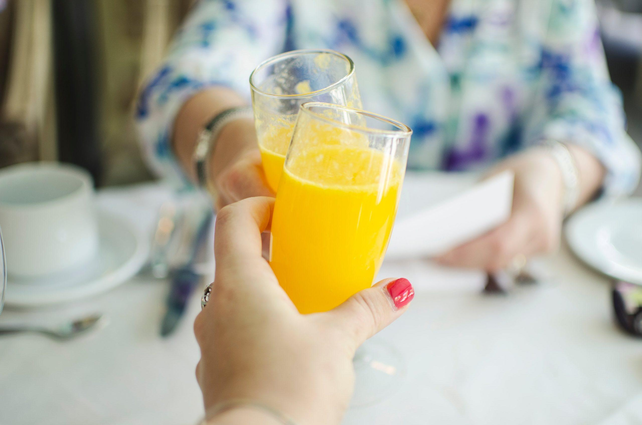 Mimosa Cocktail Recept
