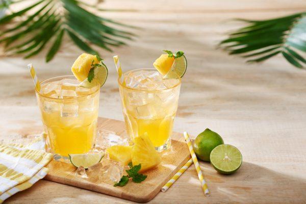 De 3 Beste Fruit Cocktails