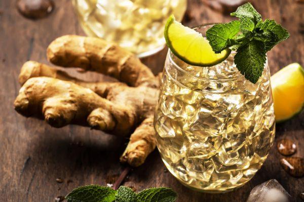 De 3 Lekkerste Cocktails met Ginger Ale