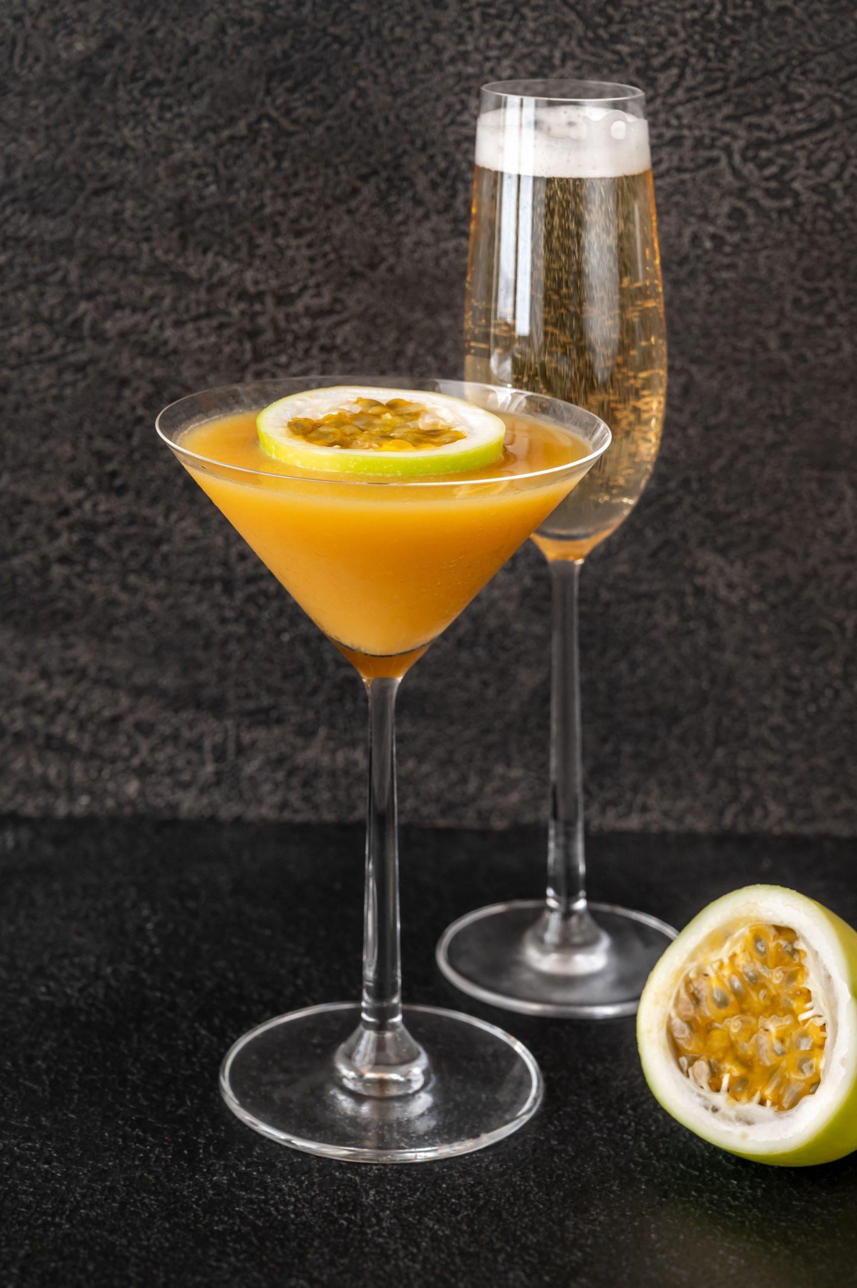 Pornstar Martini Cocktail Recept