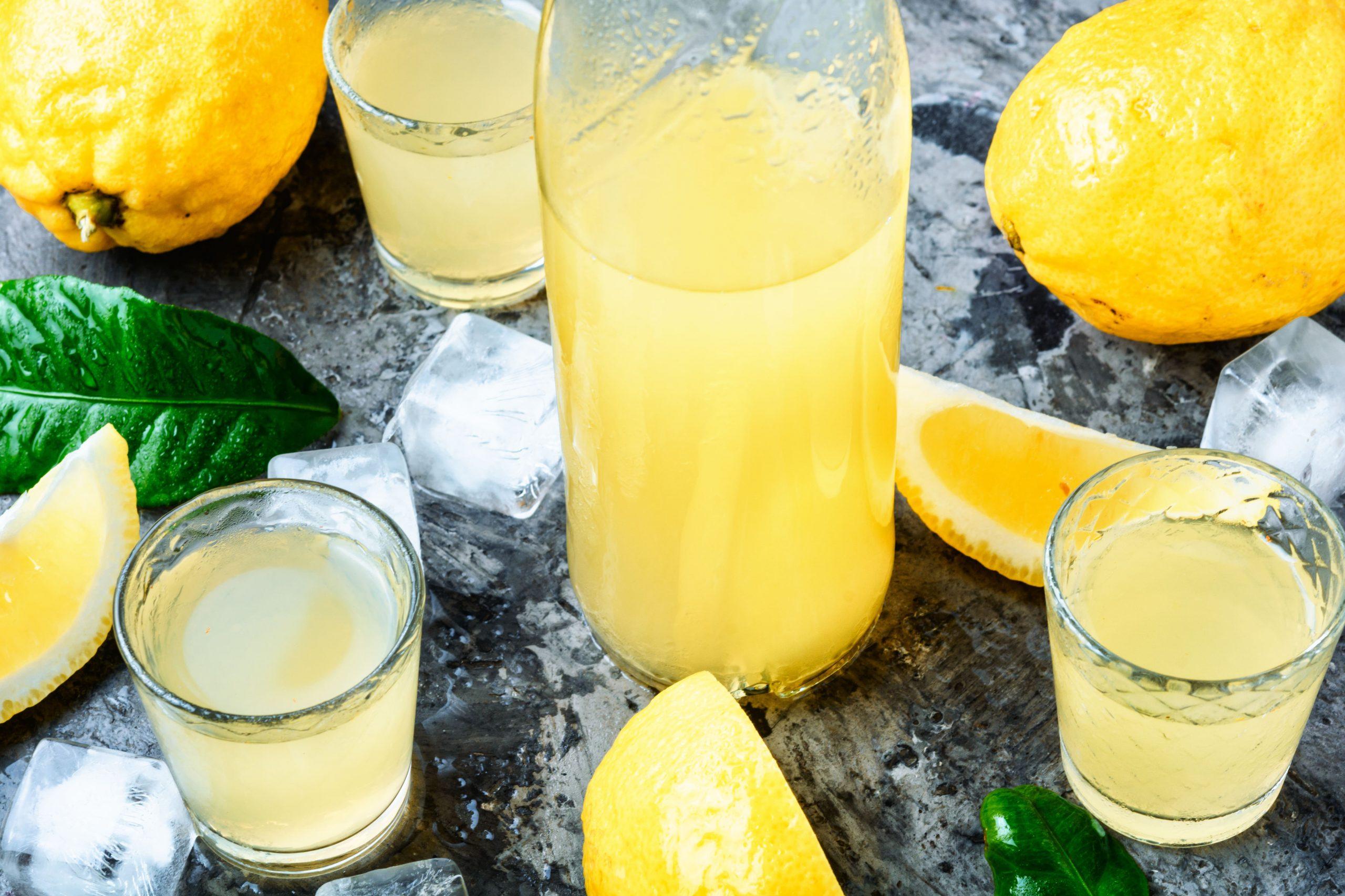 Tratto Limoncello Cocktail Recept
