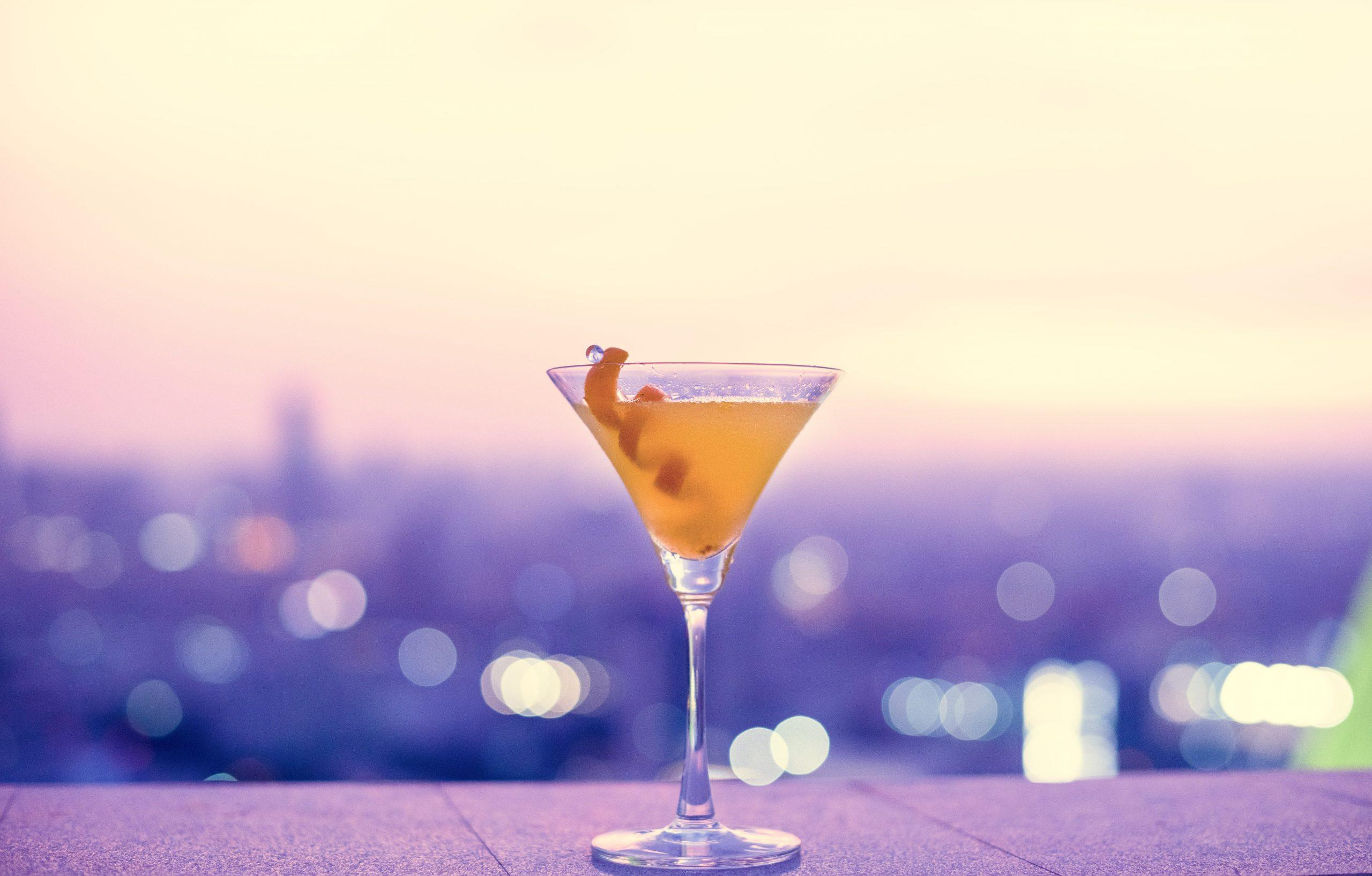 Exotic Passion Cocktail Recept