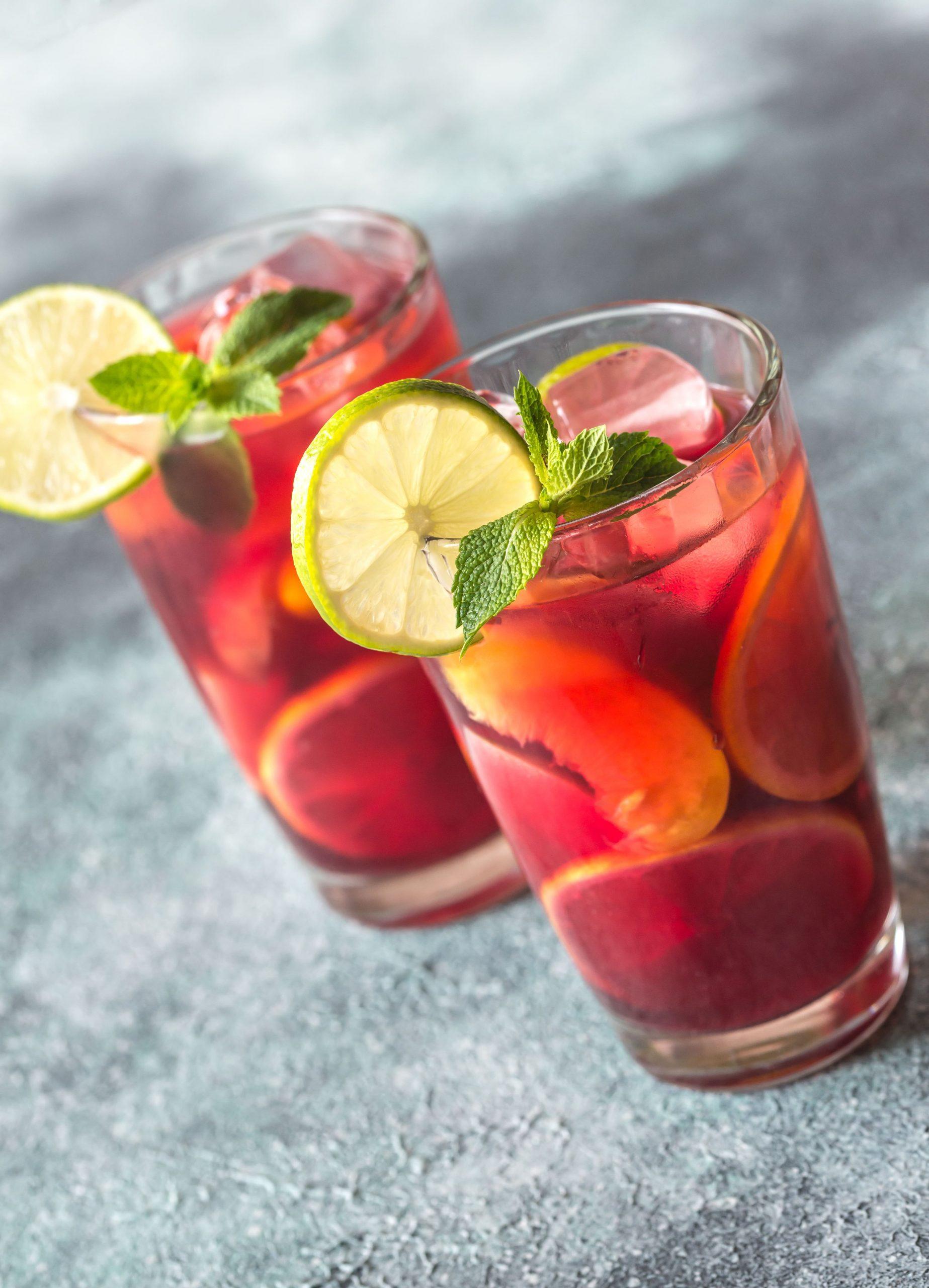 Passoã Sangria Cocktail Recept