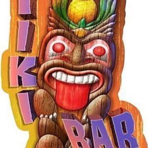 tiki-bar-tikibar-shaped-wandbord