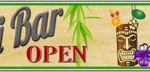 wandbord-tiki-bar-open