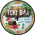 wandklok-aloha-tiki-bar