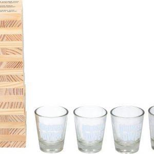drankspel-drank-drinkspel-toren-blokken-bloktoren-shotjes-met