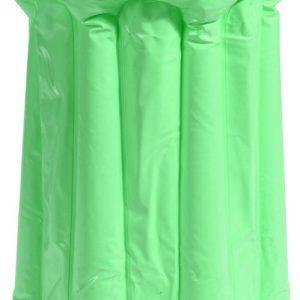 excellent-houseware-opblaasbare-drankkoeler-pvc-groen