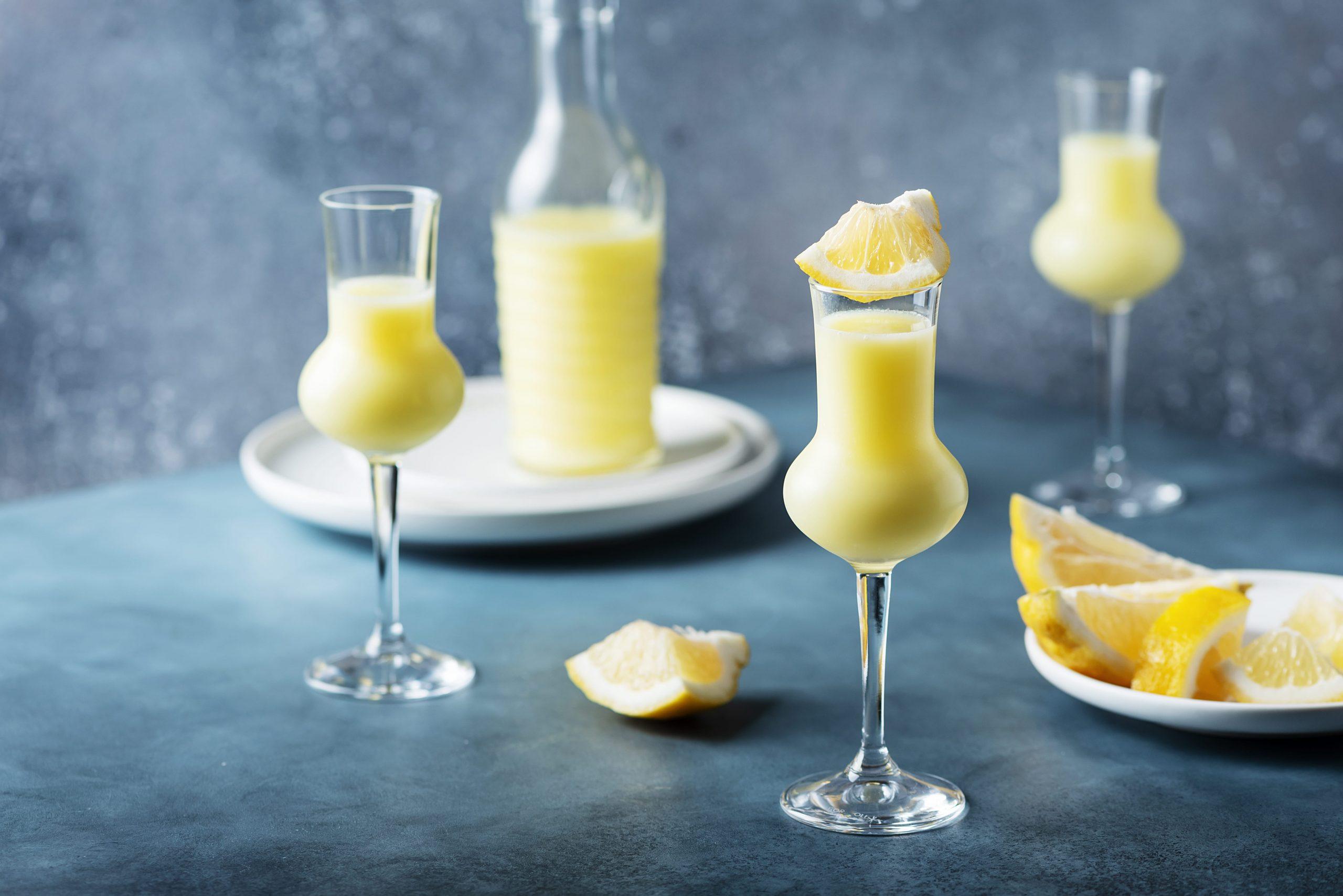 Sgroppino al Limone Cocktail Recept