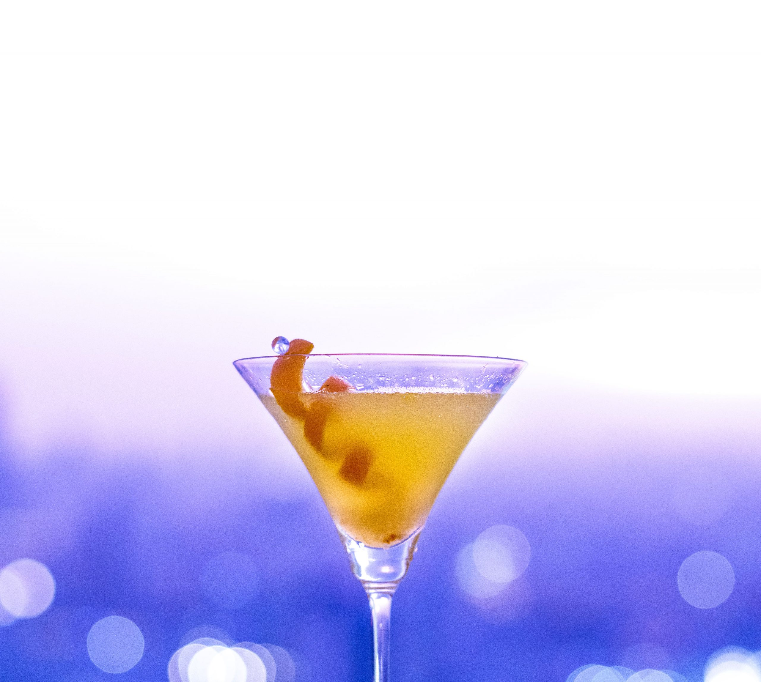 Orange Sour Cocktail Recept