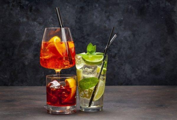 Welke Cocktail Schenk je in Welk Glas?
