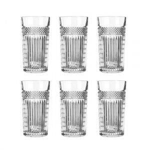 libbey-longdrinkglas-radiant-470-ml-47-cl-6-stuks-vintage-design-