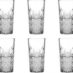 pasabahce-longdrink-timeless-stapelbaar-34-5-cl-transparant-6-stuk-s