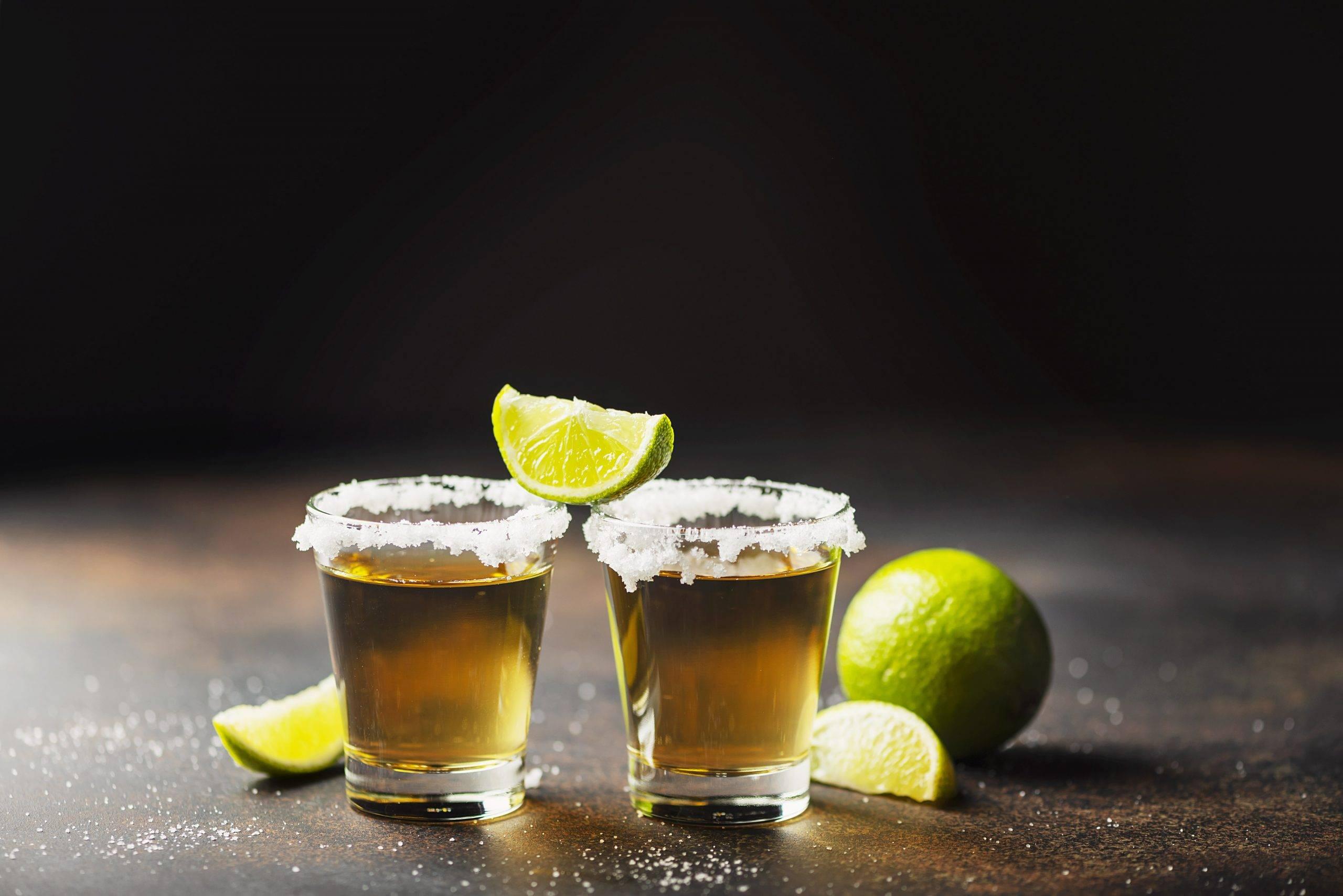 Tequila Shotjes Recept