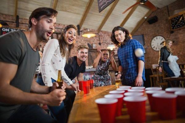 De Top 5 Leukste Drankspelletjes