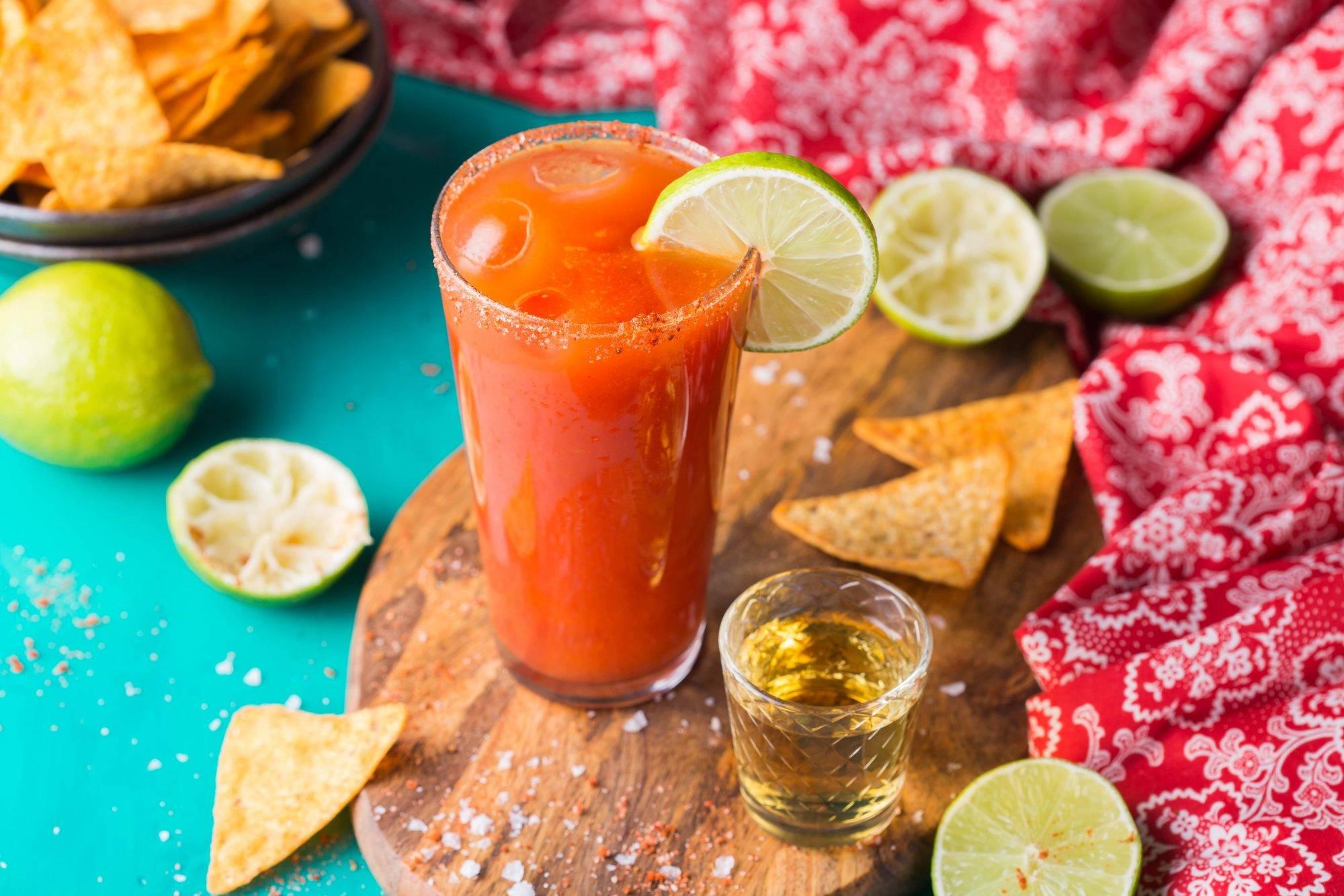 Chavela Cocktail Recept