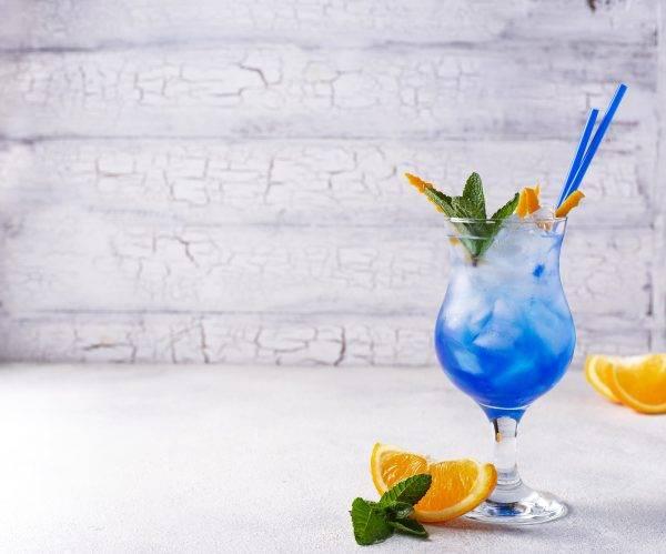 De 3 Lekkerste Cocktails met Blue Curaçao
