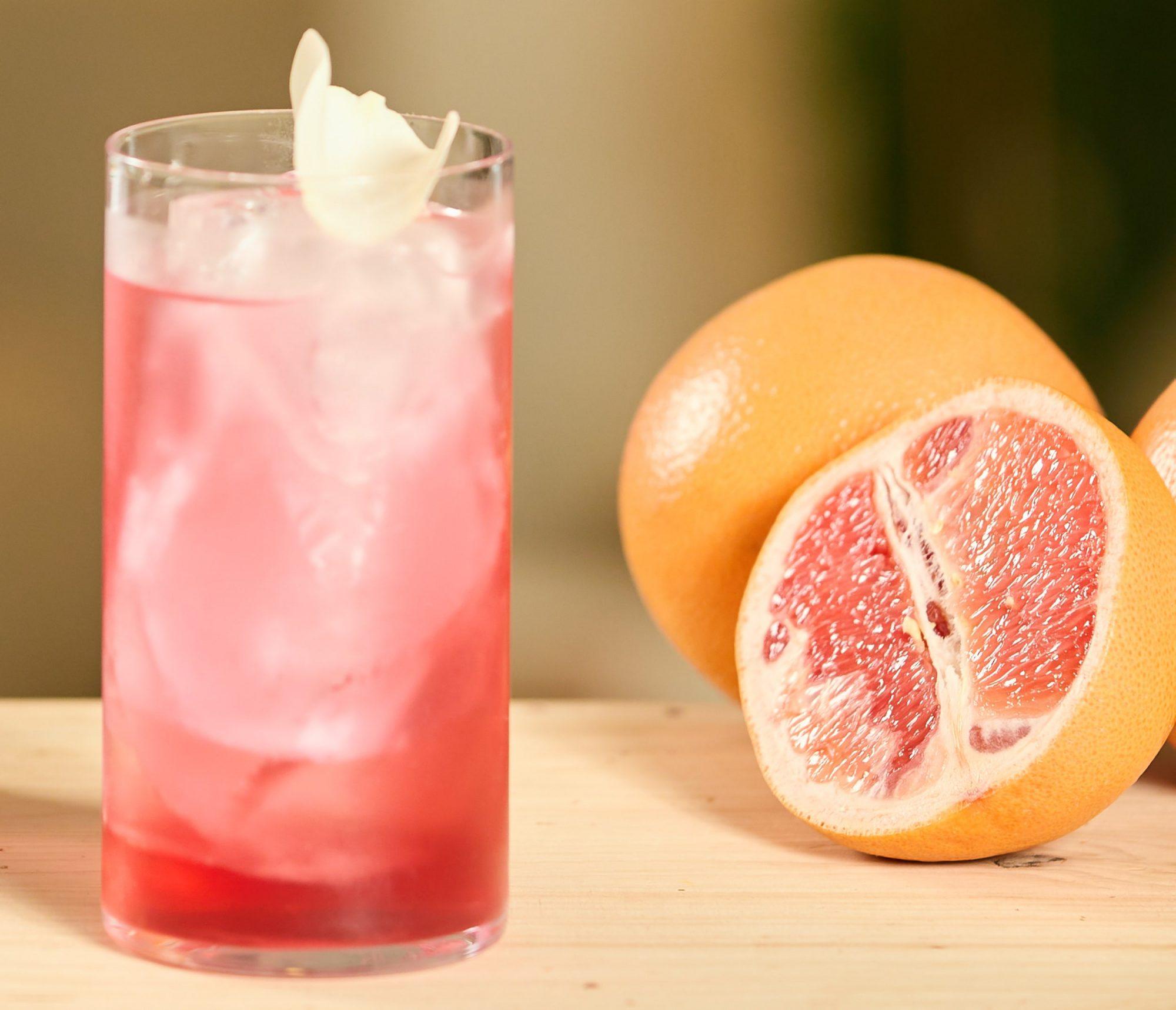 Autumn Blush Cocktail Recept