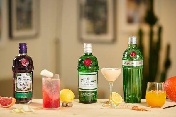 De Beste Herfstcocktails Volgens Nederlands Beste Bartender Laura Brady - Tanqueray Autumn Cocktails
