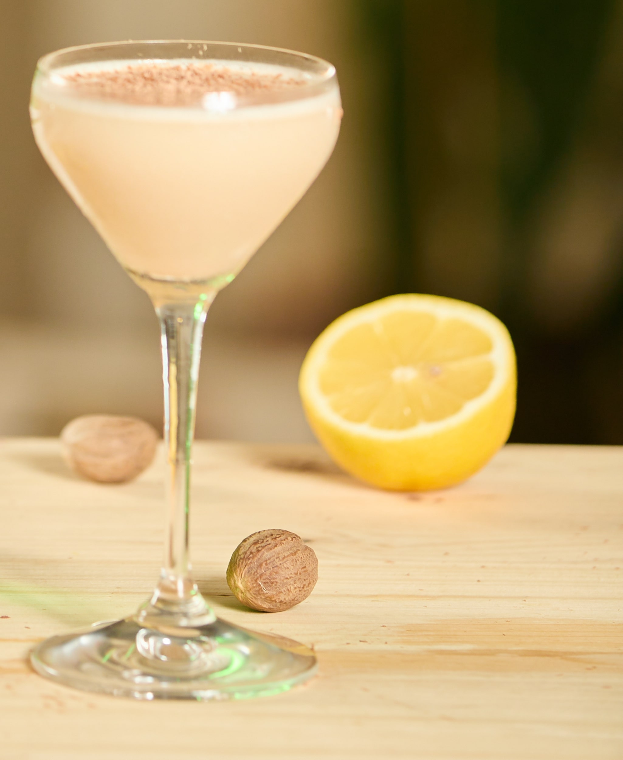White Woods Cocktail Recept
